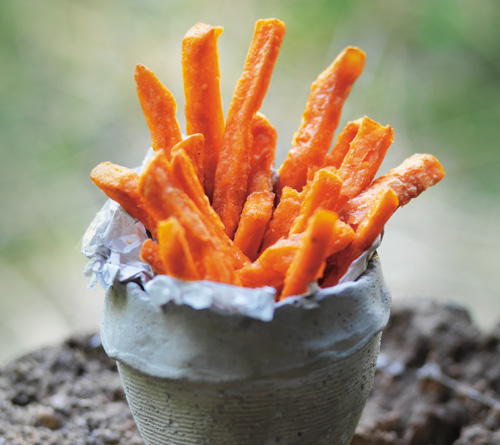 Sweet Potato Fries 1